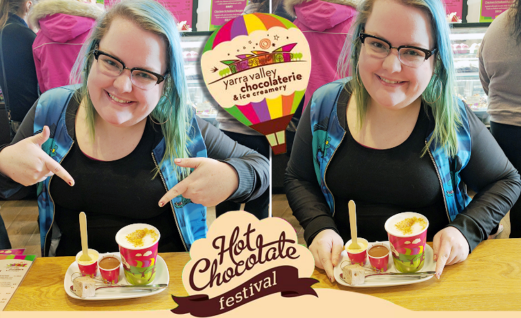 Yarra Valley Chocolaterie - Hot Chocolate Festival