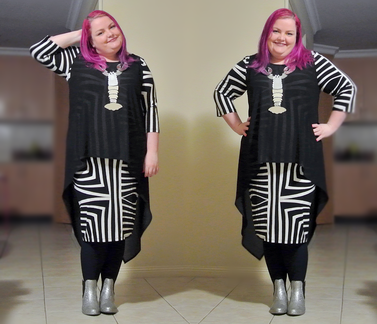 This is 31 - Plus size outfit
