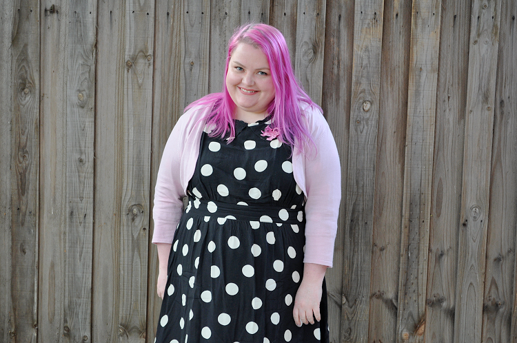 Plus size outfit - Beth Ditto for Evans