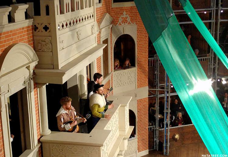 Pop Up Globe - Melbourne - As You Like It