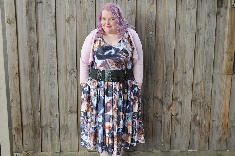 Custom Kitty Dress from Joolz Fashion
