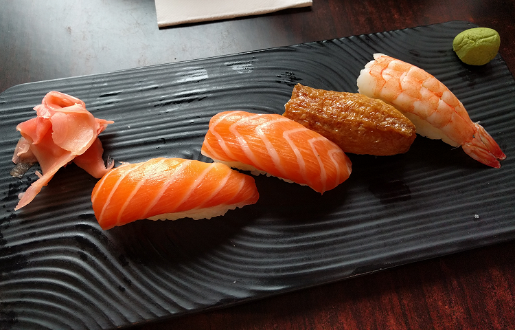 Food - Okami Japanese Resurant