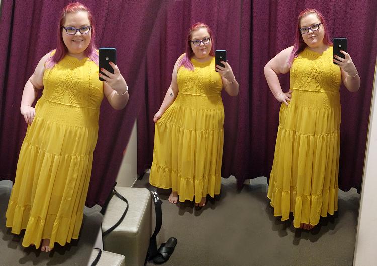 Lustlist - It was all yellowish!