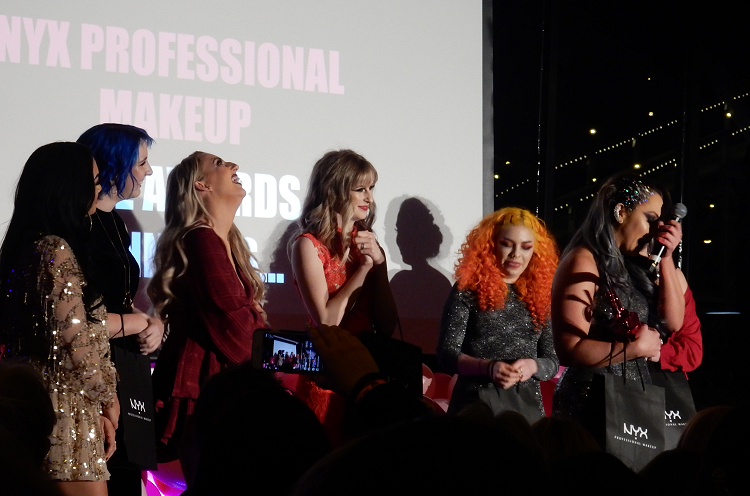 2018 Nyx Face Awards Australia Grand Finale