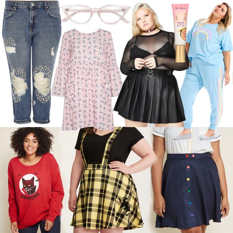 Natatree.com - Plus size fashion lustlist