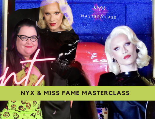 NYX Miss Fame Masterclass Melbourne